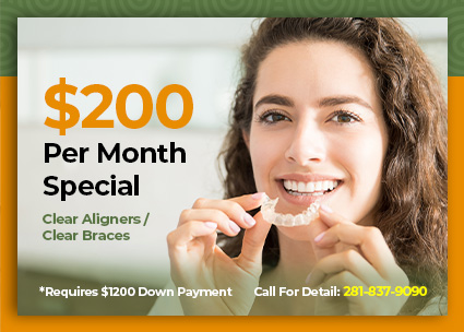 $200 Special - Promotion Banner